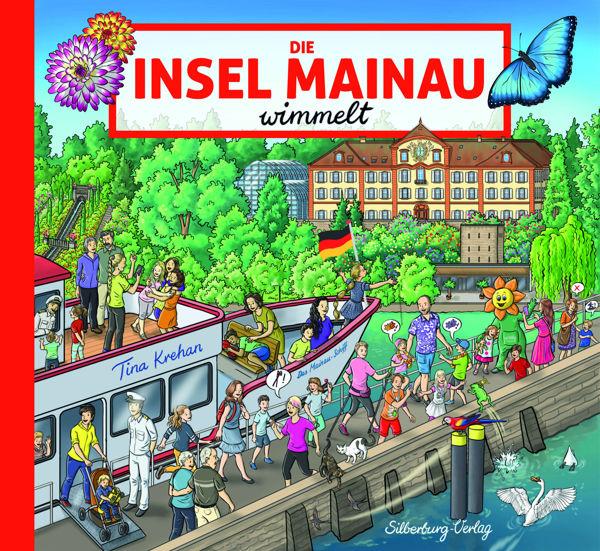 Bild von Die Insel Mainau Wimmelt