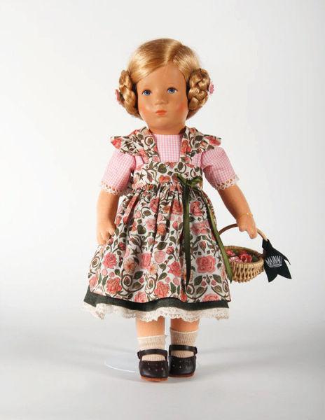 "Bild von Käthe Kruse-Puppe ""Flora"""