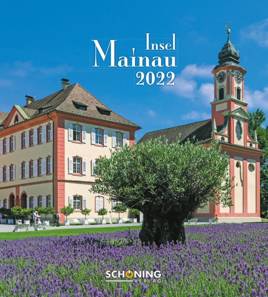 Bild von Mainau Postkarten-Kalender 2022