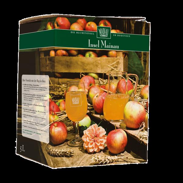Bild von Mainau-Apfelsaft 5 Liter (1,99€/Liter)