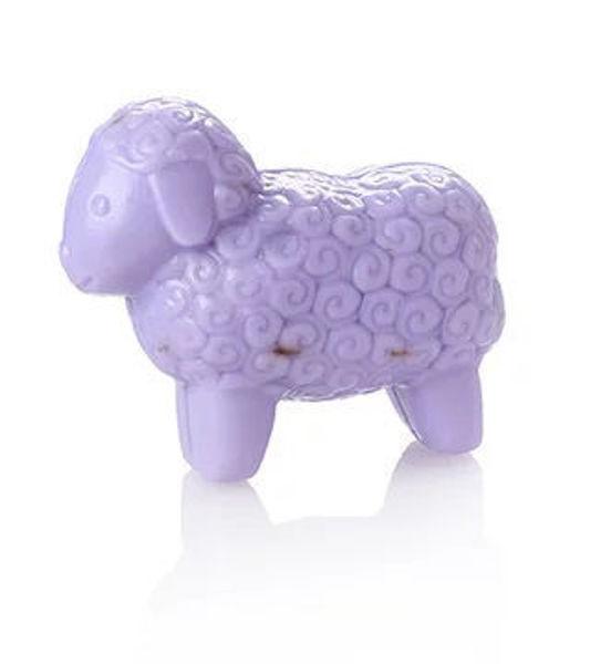 Bild von Schafmilchseife - Lavendel - Schaf (1kg/39,50€)