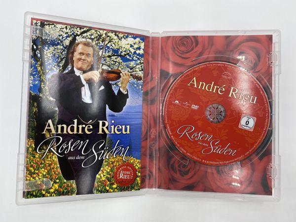 """Bild von DVD """"Rosen aus dem Süden"""" mit André Rieu, Johann Strauß Orch"""