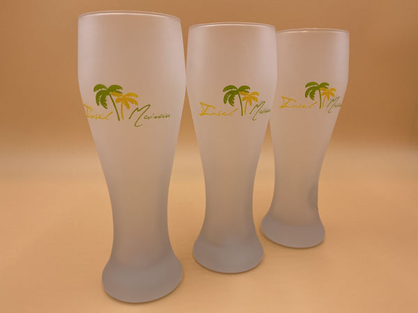 Bild von Glas Mini Weizen - Mainau Edition