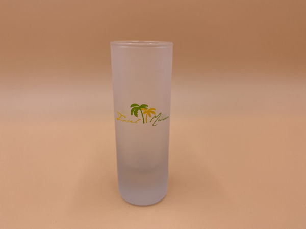 Bild von Glas Zylinder - Mainau Edition